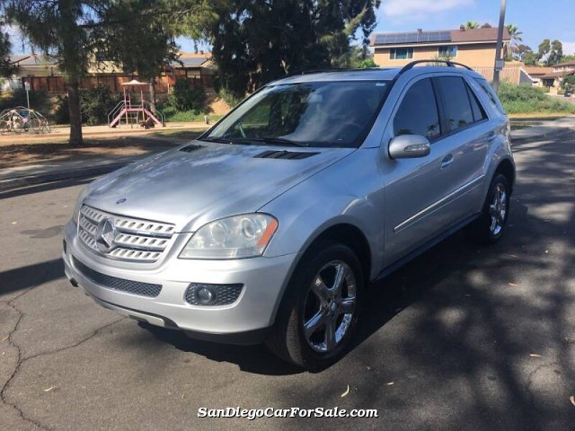 2008 Mercedes Benz M-Class ML 350 AWD 4MATIC 4dr SUV