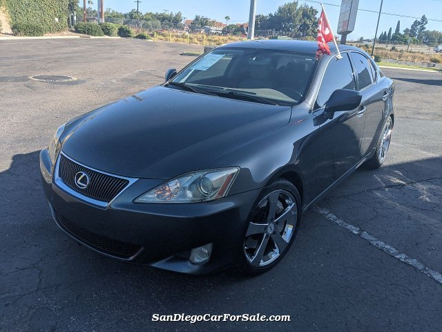 2006 Lexus IS 350 Base 4dr Sedan