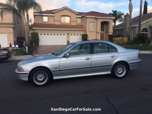 2000 BMW 5 Series 528i 4dr Sedan