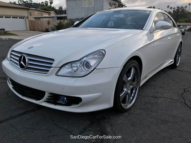 2006 Mercedes Benz CLS CLS 500 4dr Sedan
